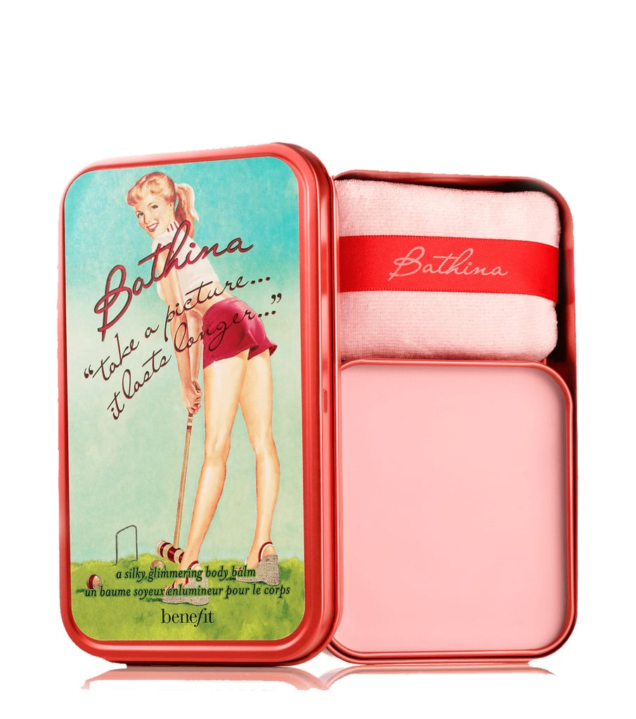 Benefit Cosmetics Bathina Take a Picture . . . It Lasts Longer Silky Glimmering Body Balm
