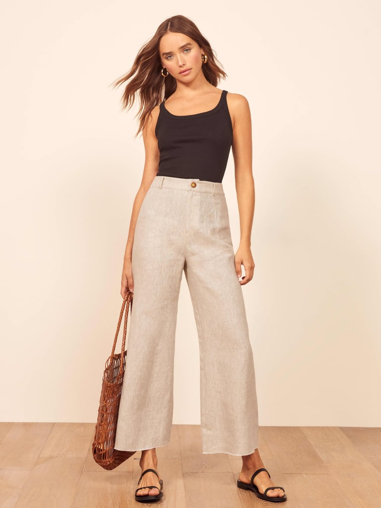 Reformation Beck Pants