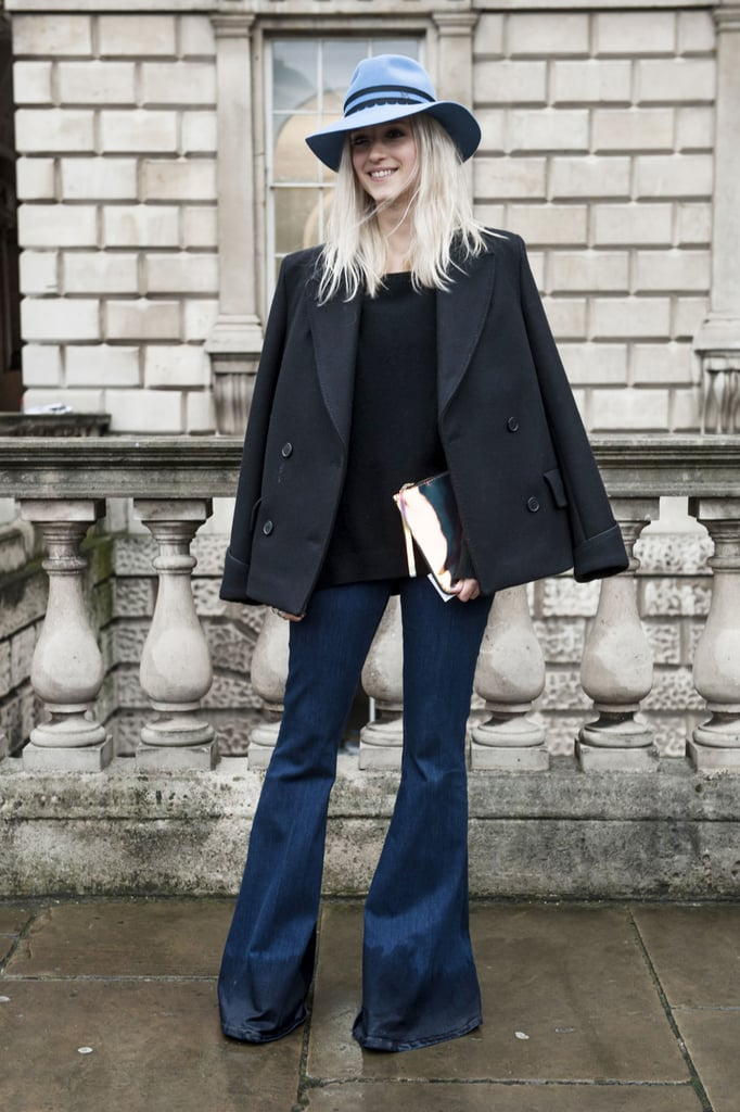 LFW Street Style Day 1