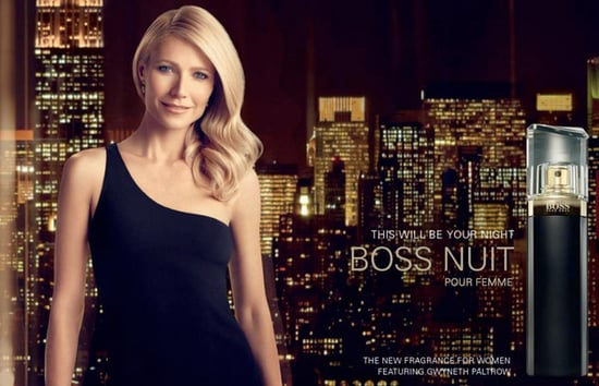 Sneak Peek at Gwyneth Paltrow for Hugo Boss Nuit Pour Femme Ad Campaign