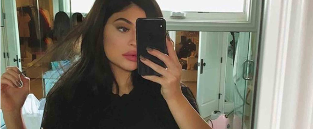 Kylie Jenner Mom-Shamed For Waist-Training