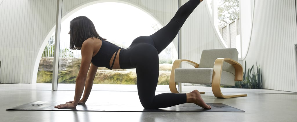 Total-Body Pilates Workout