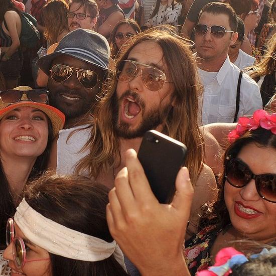 Celebrities at Coachella 2014 | Pictures