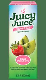 Juicy Juice 100% Juice - Kiwi Strawberry