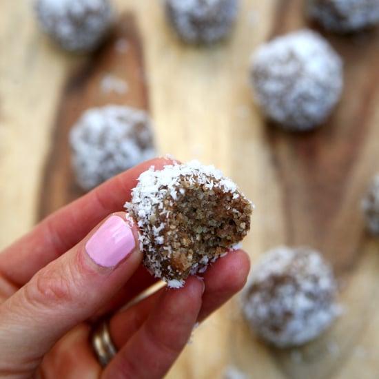 Paleo Protein Balls