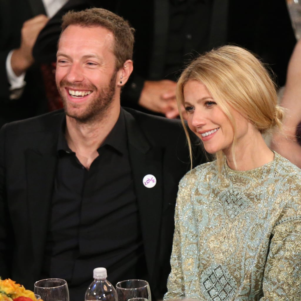 Gwyneth Paltrow and Chris Martin Cute Pictures