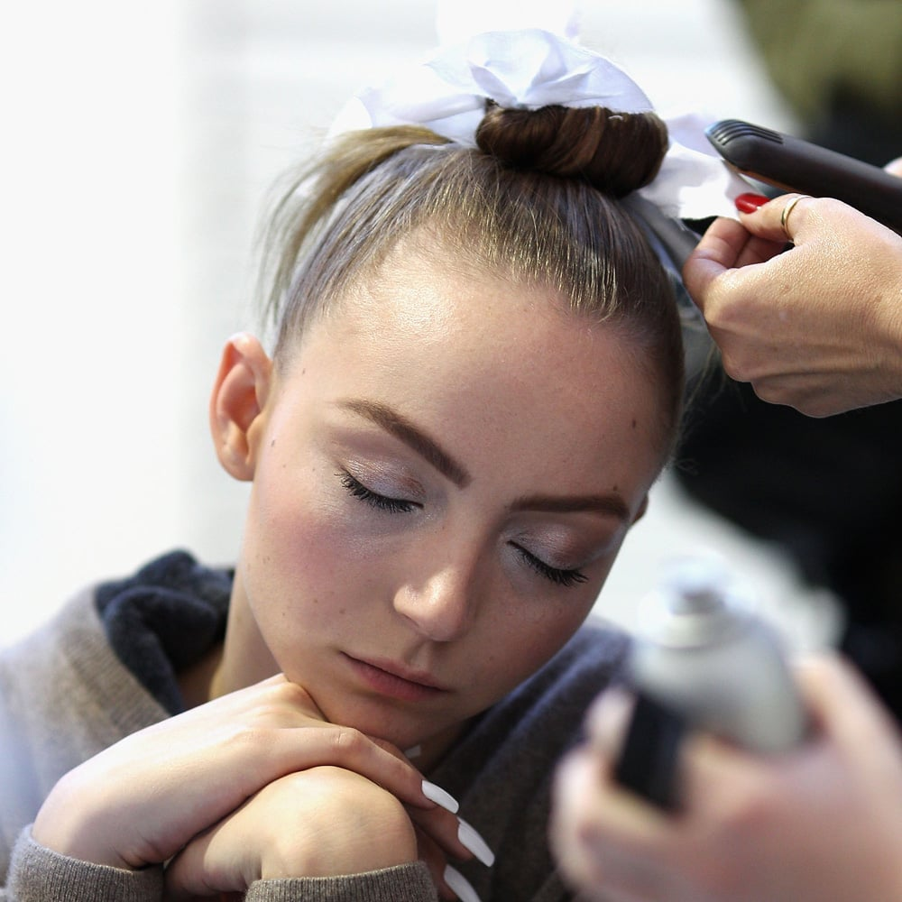 It's Tired Work Being A Model, You Know! Backtage Beauty Report From  Zimmermann 2012