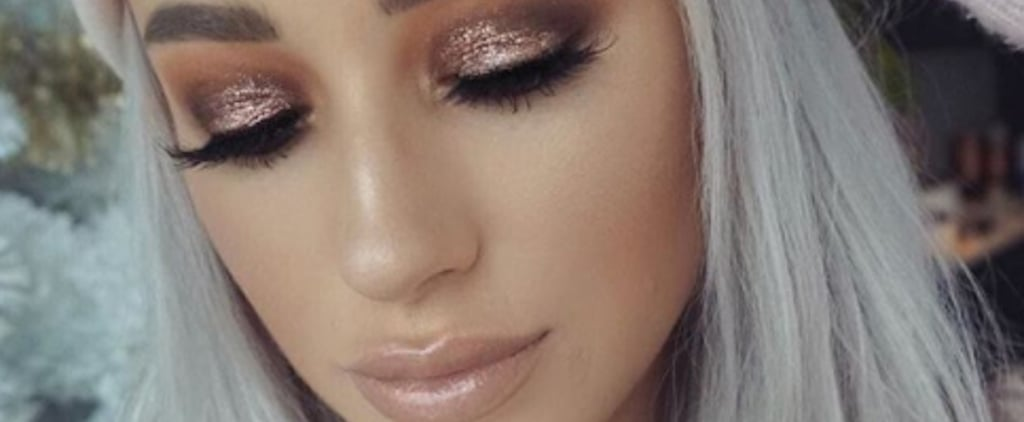 Less Bitter, More Glitter: 17 Shimmery Looks That Pack on the Sparkle