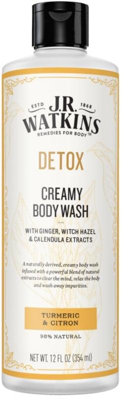 J.R. Watkins Detox Creamy Body Wash