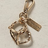 Anthropologie Pretzel Keychain ($14)