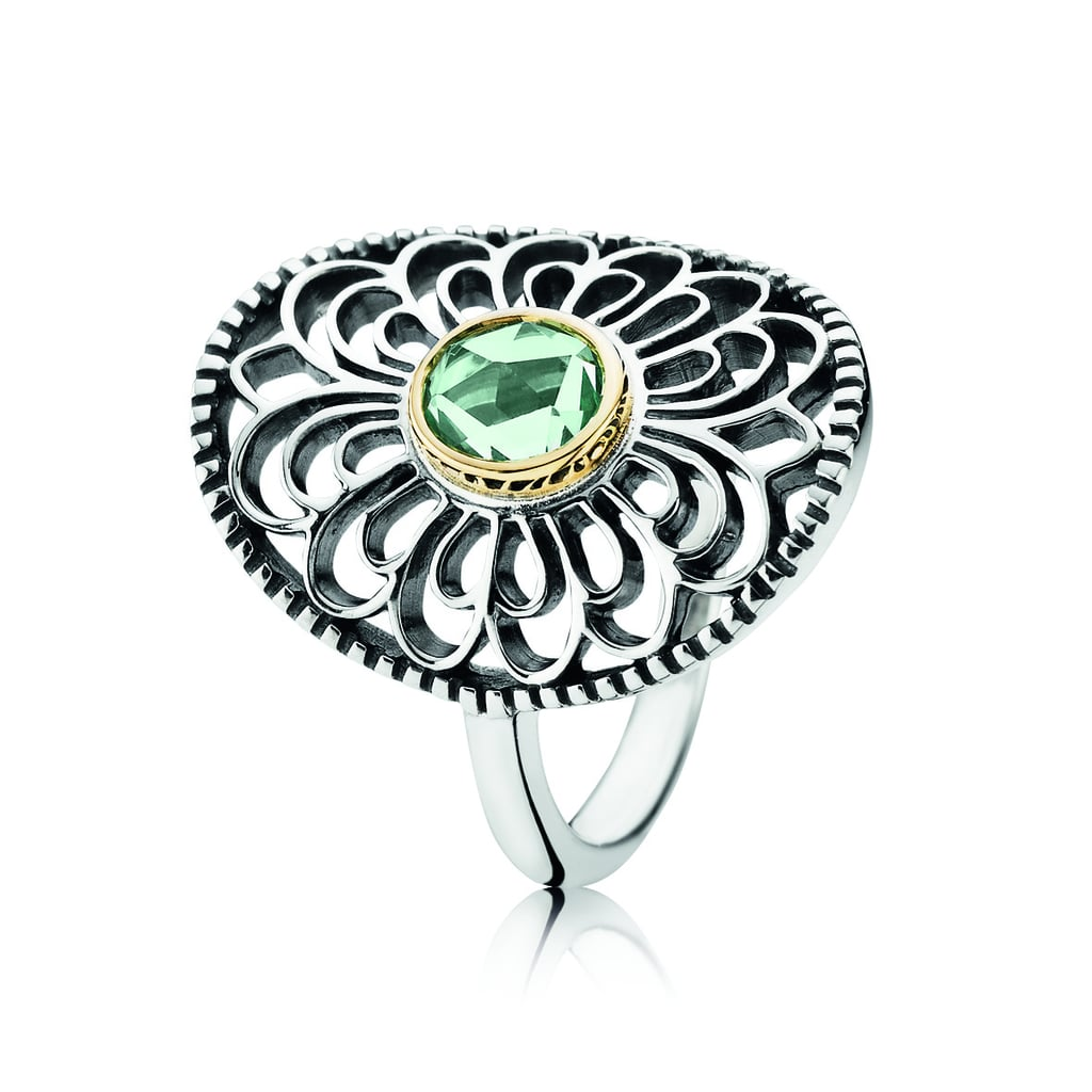 Vintage lace ring, $199
