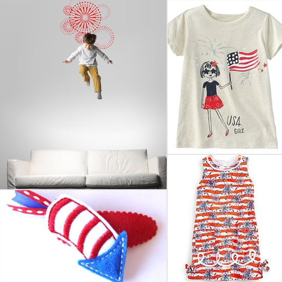 Firework Clothes For Kids