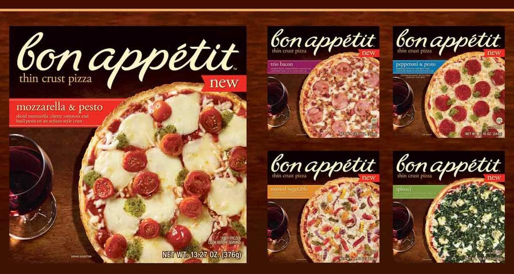 More From Bon Appétit™ Frozen Pizza!