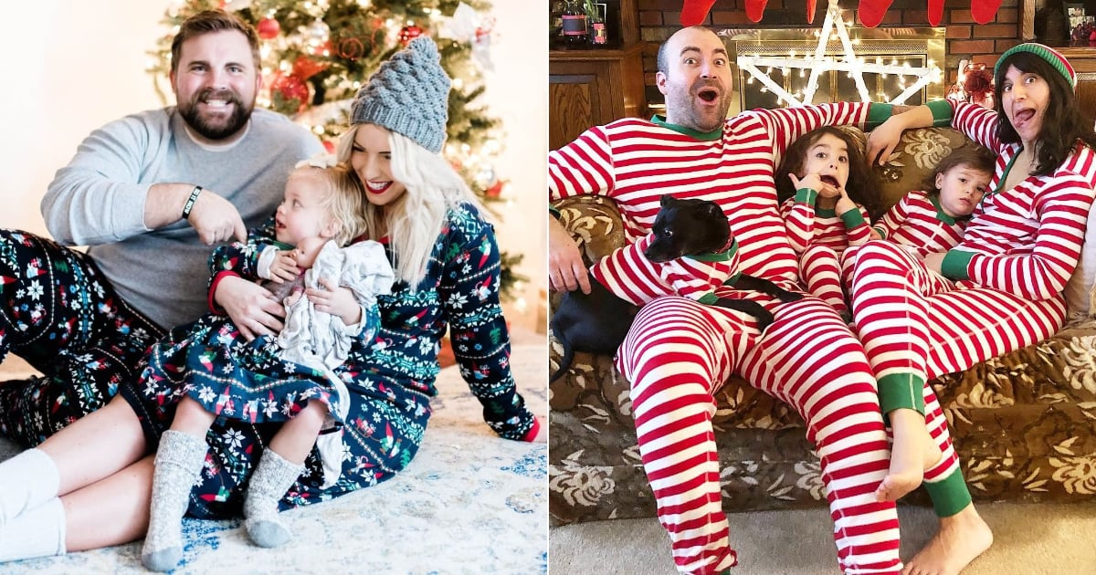 Matching Family Holiday PJs Are Even Bigger than Ugly Christmas Sweaters – Here's How It Happened