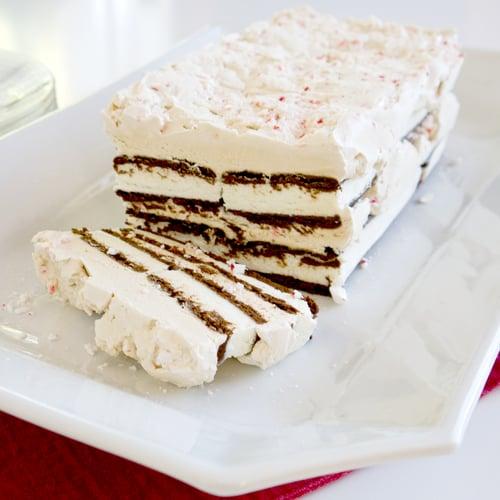 Holiday Ice Cream Cake