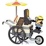 Mega Bloks Minions Flying Hot Dogs