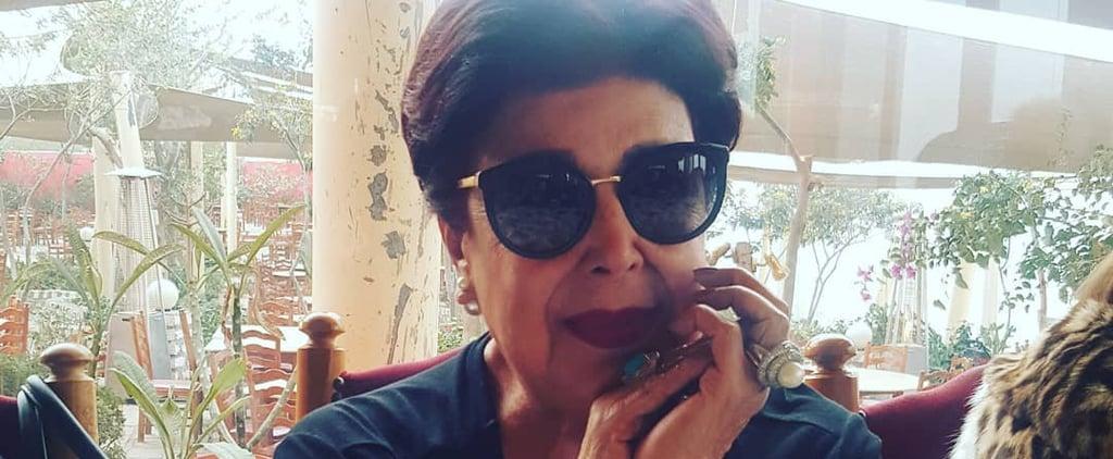 الممثلة رجاء الجداوي تفارق الحياة نتيجة إصابتها بفيرس كورونا