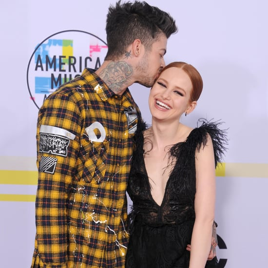 Madelaine Petsch and Travis Mills Pictures