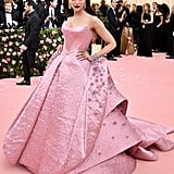 Deepika Padukone at the 2019 Met Gala