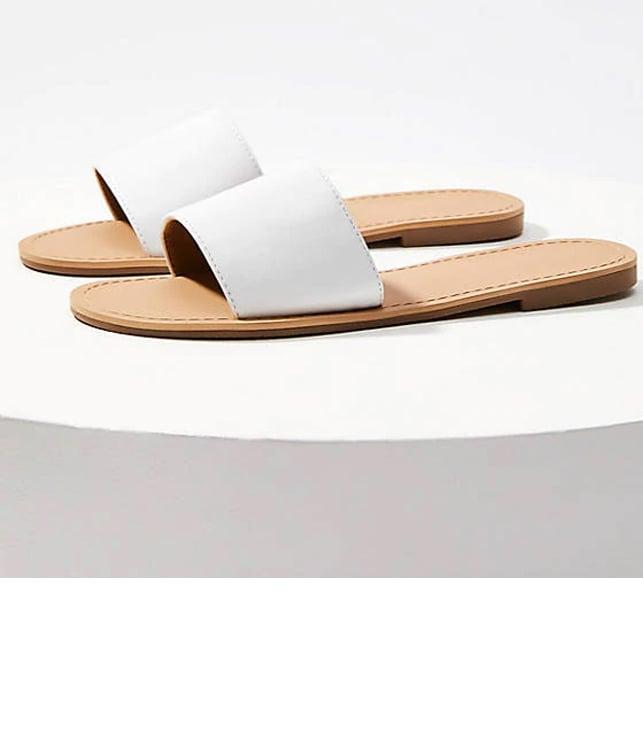 Refined Slide Sandal