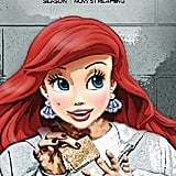 Ariel as Red