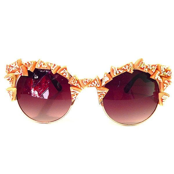 Pizza Sunglasses ($58)