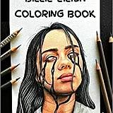 Billie Eilish Colouring Book