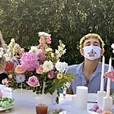 Ariana Grande Celebrates 27th Birthday With Midsommar Party