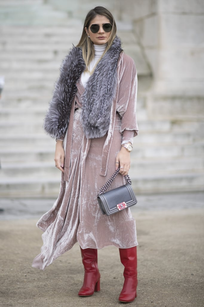 Millennial Pink Street Style Outfit Ideas