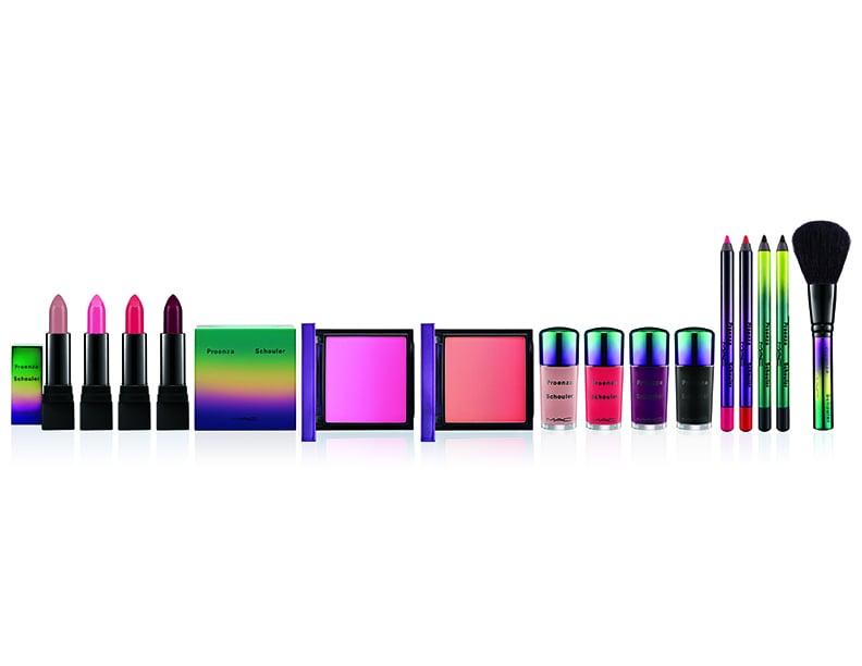 Proenza Schouler and Mac Cosmetics Makeup Collaboration