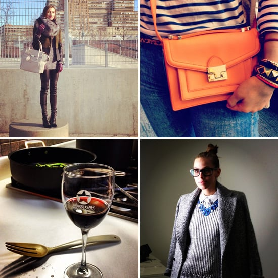 Instagram Fashion Pictures Week of December 23, 2012