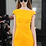 Spring 2011 New York Fashion Week: Victoria Beckham 2010-09-12 11:31:14