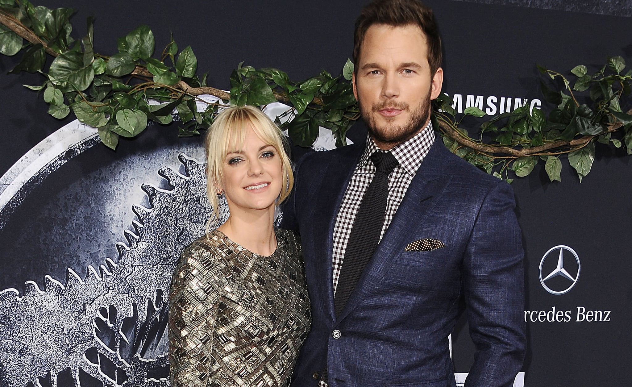 Anna faris and chris pratt quotes about their breakup popsugar share this link copy chris pratt and anna faris junglespirit Image collections