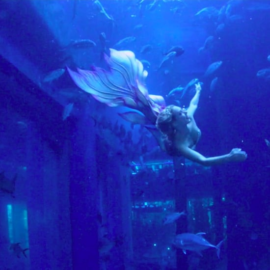 Watch a Mermaid Show at The Dubai Mall