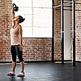 An Upper-Body CrossFit Workout