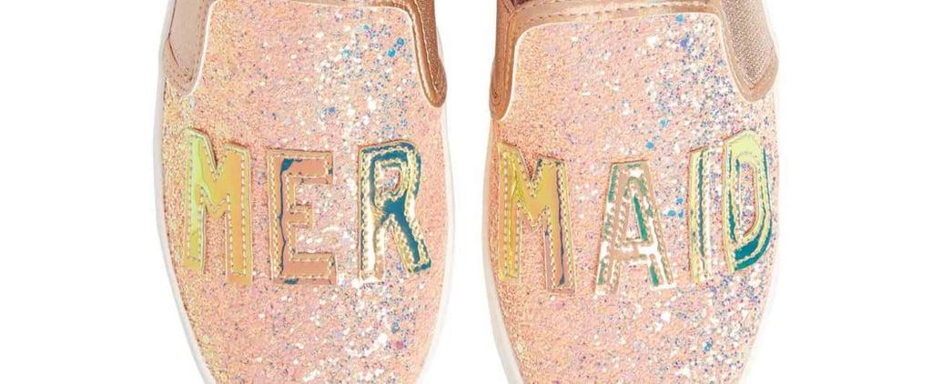 Sam Edelman Blane Mermaid Sneakers
