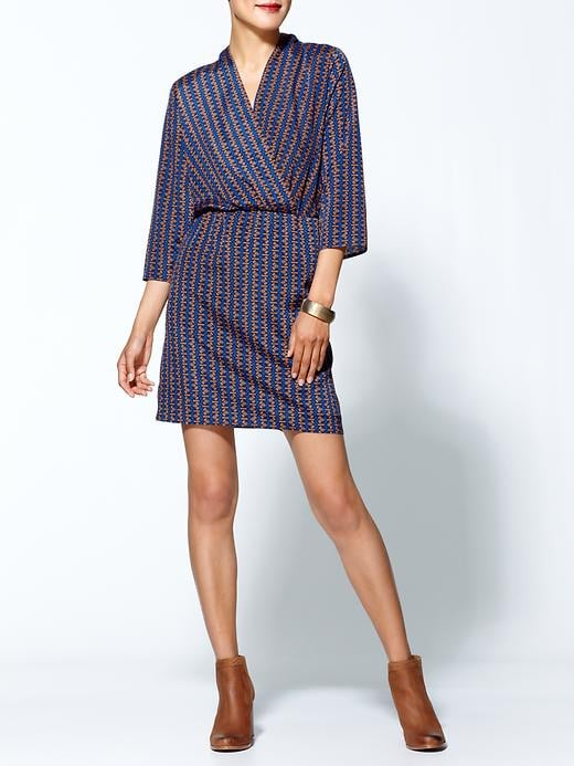This Collective Concepts shirtdress ($35, originally $79) feels artsy thanks to boxy sleeves. Bracelet length, they're ideal for showing off statement bangles and watches, too.