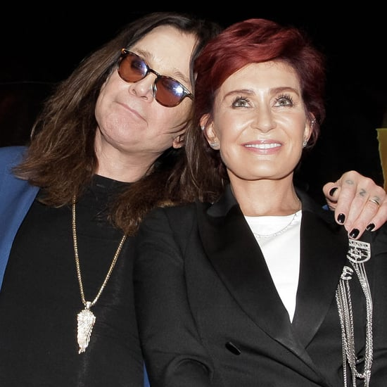 Sharon and Ozzy Osbourne Together After Divorce Photos 2016