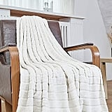 Bertte Fleece Blanket