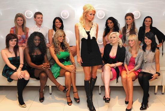 Photos of Paris Hilton's British Best Friend TV Show Which Starts on ITV2 on Thurs 29 Jan 2009