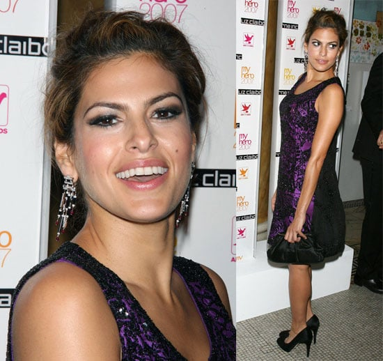 Eva Mendes From One Red Carpet to Another