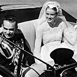"""The people of Monaco gave the couple a pretty incredible gift. The Monegasque gifted the royal pair with a custom-made white and black Rolls Royce as a wedding gift (since the money for the car would have come out of Monaco's treasury, Grace and Prince Rainier pretty much paid for the car themselves). They rode through the principality in the car after the ceremony, waving to the thousands lined up along the street.  Grace took part in one of the nation's most important traditions. As is customary, Grace ended her wedding procession by placing her bouquet on the altar inside the chapel of Sainte Devote (Monaco's patron saint).  They delayed their honeymoon because of how exhausted they were. After celebrating with guests and concluding their procession through Monaco, the couple headed down to the harbor. The prince's private yacht, the Deo Juvante II, set out to sea so they could begin their honeymoon, but the pair put down an anchor after only a brief sail. """"It was so exhausting,"""" Prince Albert revealed to People, noting that they privately """"said that when they left on their honeymoon and got on the boat, they both just kind of passed out from exhaustion and had a good night's sleep before they got on with enjoying their honeymoon the next day.""""   Their honeymoon puts most cruise vacations to shame. After getting a good night's sleep, the Prince and Princess of Monaco left for a seven-week cruise through the beautiful Mediterranean."""