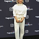 Milck at Instagram's 2020 Grammy Luncheon in LA