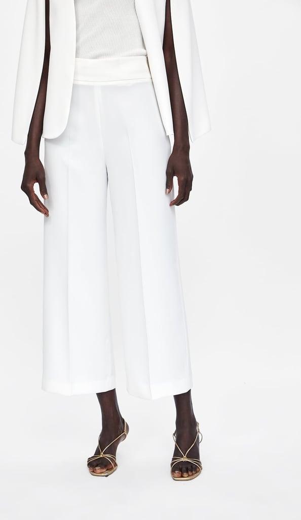 Zara High-Wasited Pants