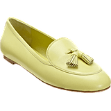 Don't be afraid to throw a pop of color into your Winter looks — we're loving the sunny yellow hue of Gianvito Rossi's Belgian-Style Tassel Loafers ($685).