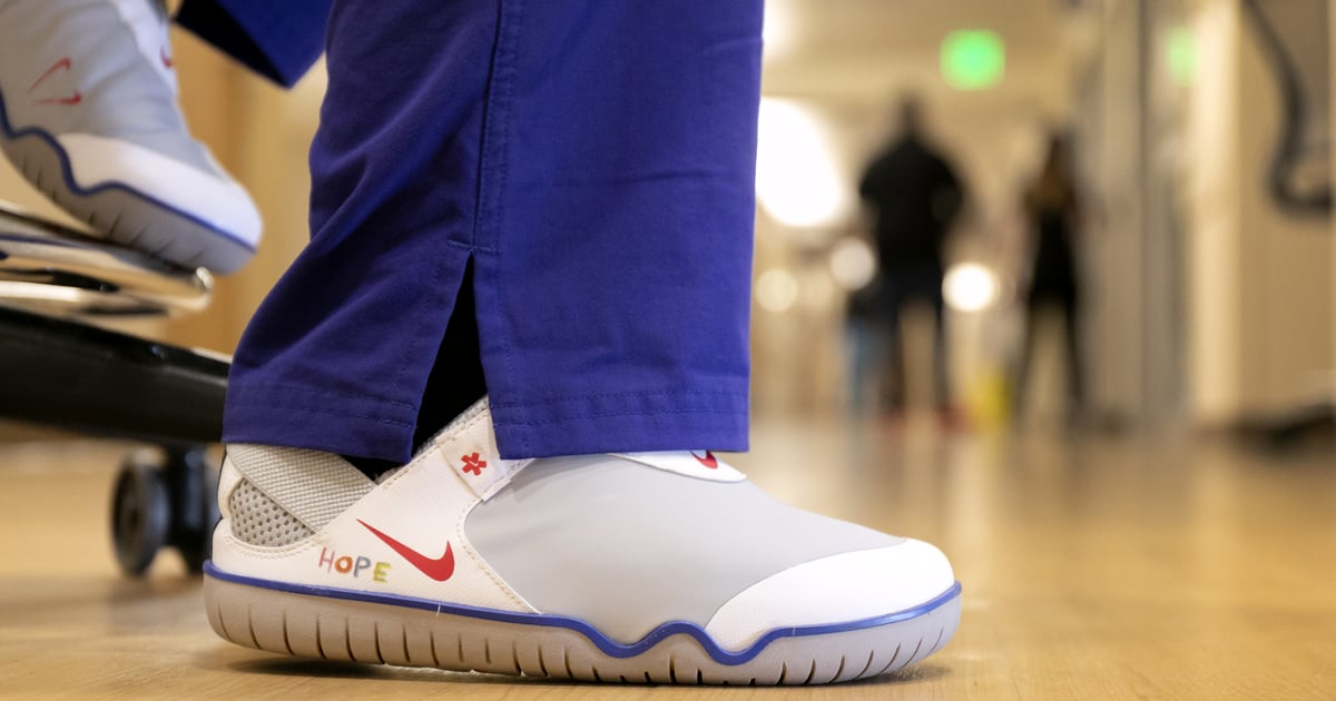 Sending Support: Nike Is Donating Over 32,000 Pairs of Free Sneakers to Healthcare Workers.jpg