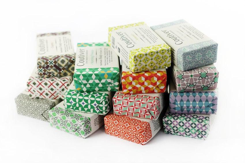 Organic Soap Set