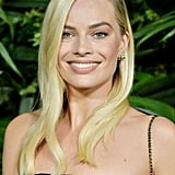 Margot Robbie at the 2020 Chanel and Charles Finch Pre-Oscar Awards Dinner