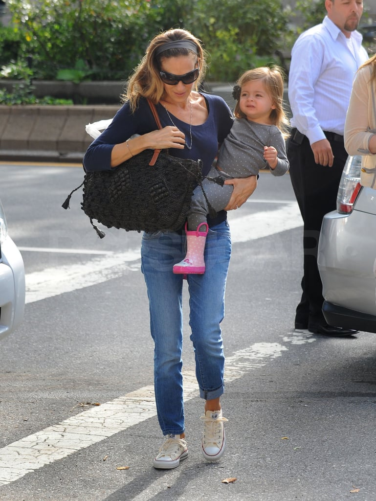 Tabitha accompanied SJP to a meeting at Barnard College.