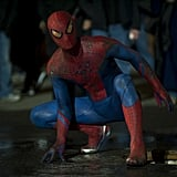 Andrew Garfield in The Amazing Spider-Man.  Photo courtesy of Sony